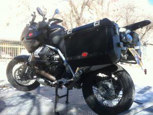 גרירה וחילוץ אופנוע כבד